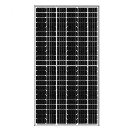 Half cut cell perc solar panels